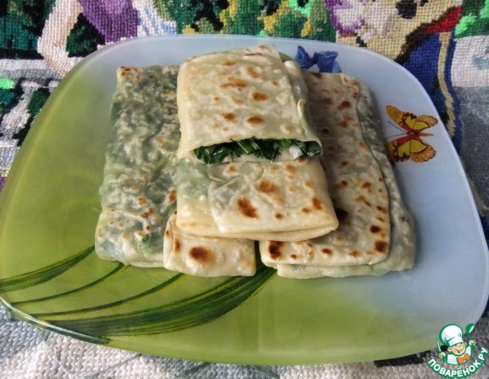 Рецепт: Армянская выпечка Женгалав Хац