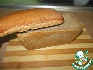 Далее с хлеба срезаем крышечку.