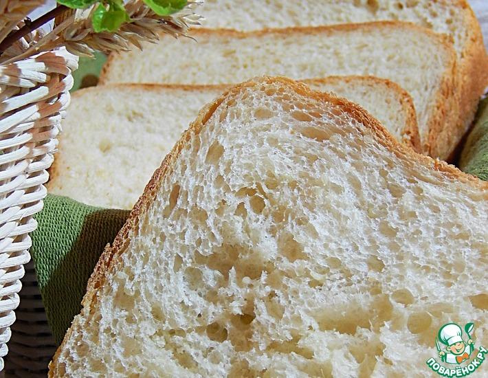 Рецепт: Йогуртово-медовый хлеб