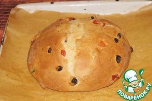 За это время нагреть духовку до 170*С. Печь около 40-45 минут.