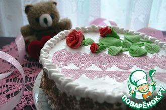 Рецепт: Торт для подруги