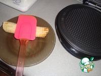 Вафли Трубочки без яиц ингредиенты