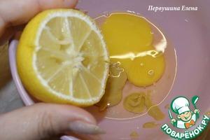 лимонный сок и