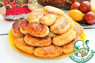 Рецепт: Картофельные зразы с грибами