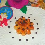 Медовые булочки Цветочки