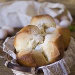Австрийский пасхальный хлеб