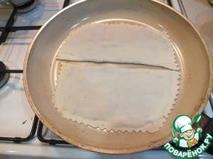 Bake the pasties on a dry pan