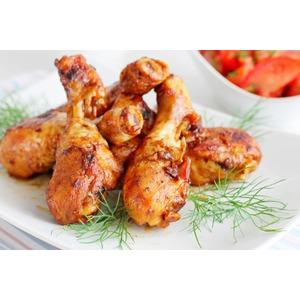 Курица в луковом маринаде