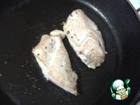 Куриная грудка с гратеном из цветной капусты ингредиенты