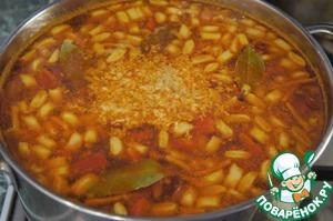 Наваристый венгерский суп с говядиной и фасолью, пошаговый рецепт на 2349 ккал, фото, ингредиенты - galchonok_2005