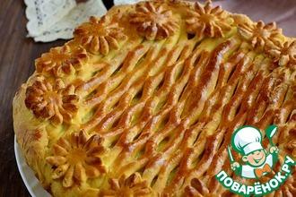 Рецепт: Пирог «Подарочный»