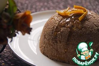 Рецепт: Пасха шоколадно-апельсиновая