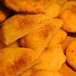 Чебуреки из творожного теста – кулинарный рецепт