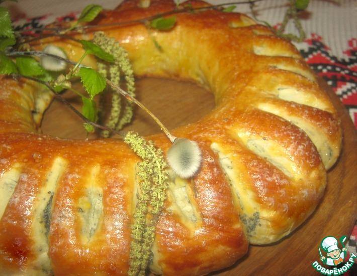 Рецепт: Пирог Маков свет