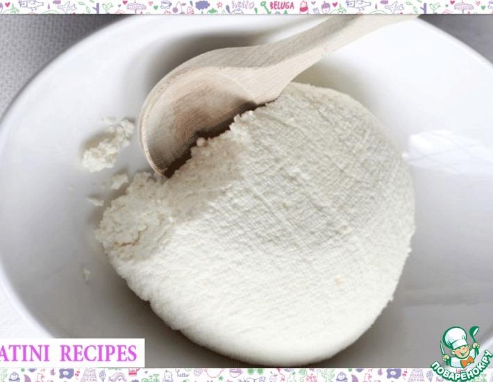 Рецепт: Домашний сыр Рикотта