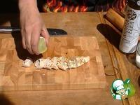 Куриная грудка с лаймом в гриль-бумаге ингредиенты