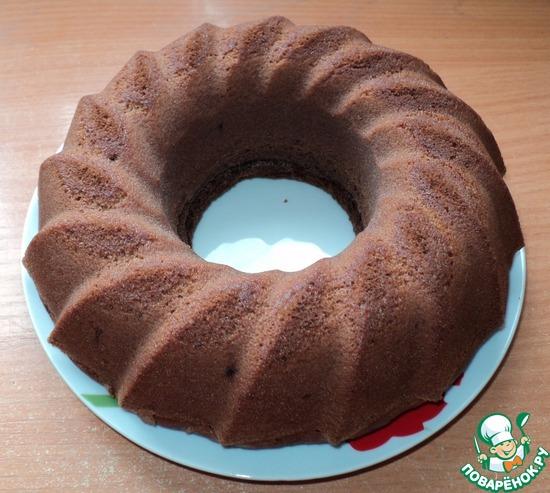 Лёгкий торт Тает во рту