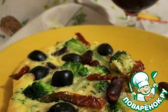 Рецепт: Фриттата овощная