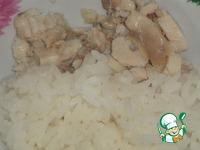 Рыбный жульен в батоне ингредиенты
