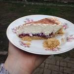 Торт Творожная нежность