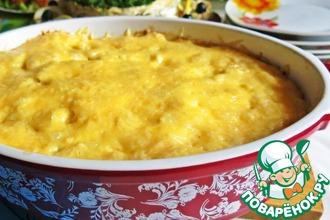 Рецепт: Картофель по-французски Любимый