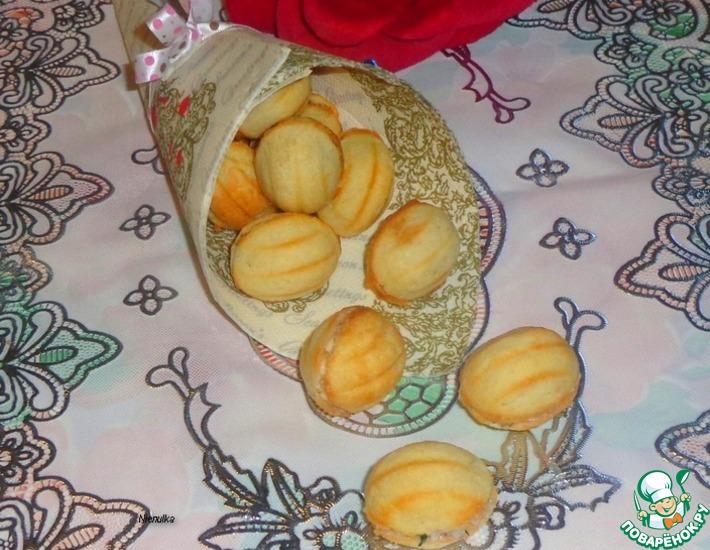 Рецепт: Закуска Золушкины орешки