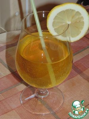 Лимонад с розмарином