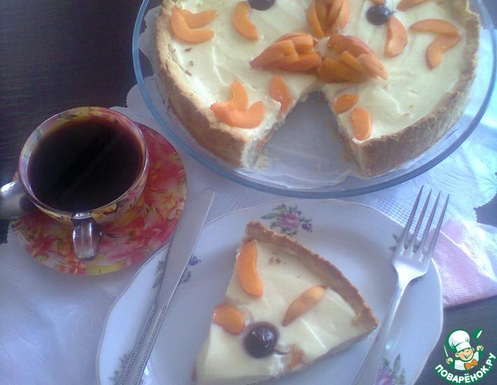 Рецепт: Десерт Нежная выдумка