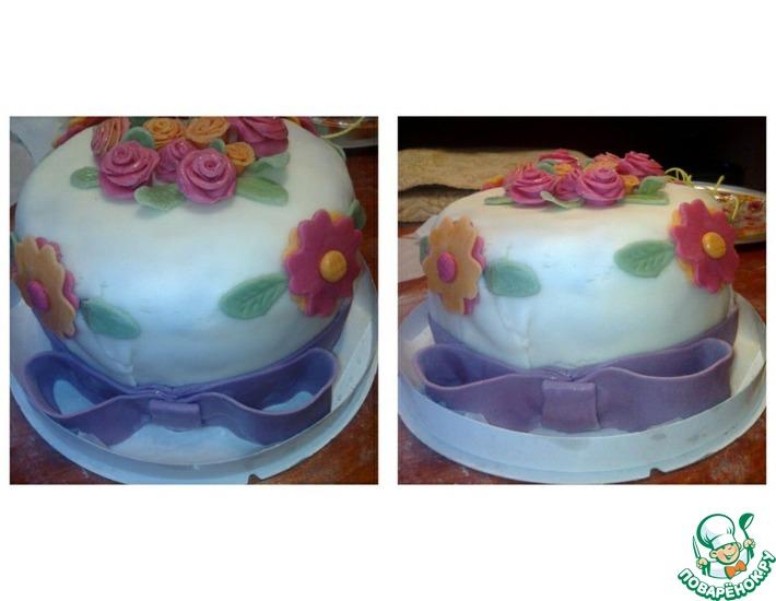 Рецепт: Торт Подарочный