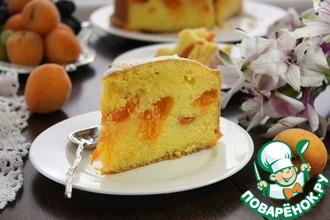 Рецепт: Тщательно взвешенный пирог
