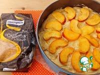 Пирог с нектаринами ингредиенты