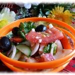 Салат болгарский