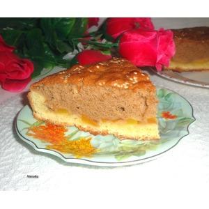 Нектариновый пирог Очарование