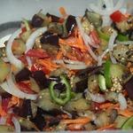 Овощной салат Быстрый