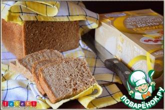 Рецепт: Хлеб Богатырский