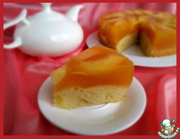 Рецепт: Пирог Чакката
