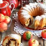 Яблочный рулет Семейное счастье