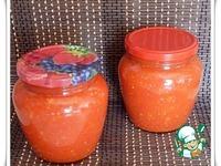 Томатный соус с сельдереем ингредиенты