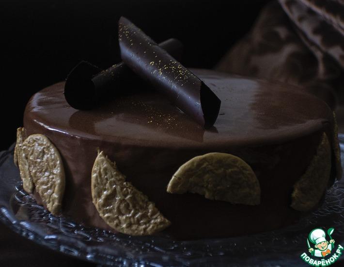 Рецепт: Торт Мирабель