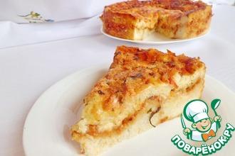 Рецепт: Хлебная запеканка Синьор Помидор