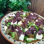 Салат с печенью Пятница