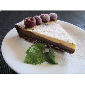 Кофейно-шоколадный сырник