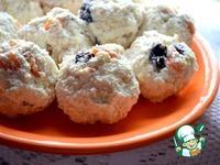 Мюсли орехово-творожные ингредиенты