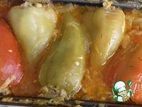 Фаршированные перцы ингредиенты