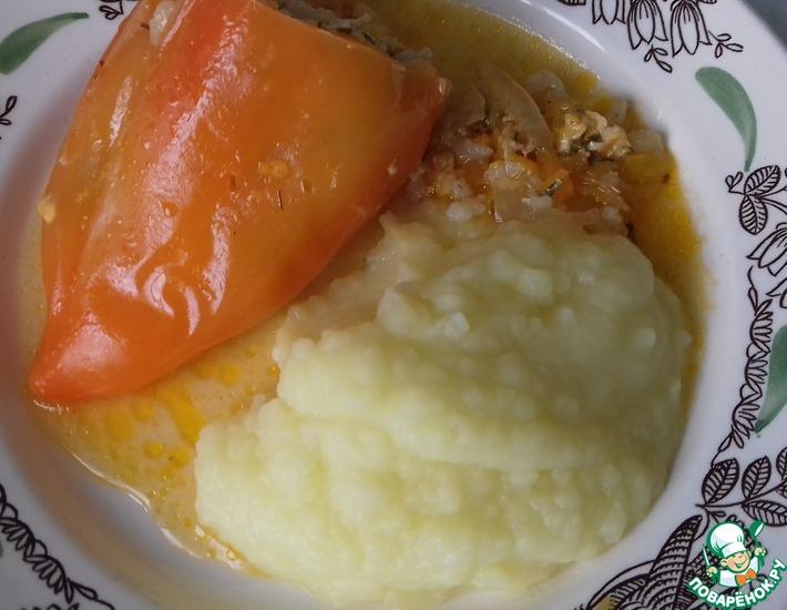Рецепт: Фаршированные перцы