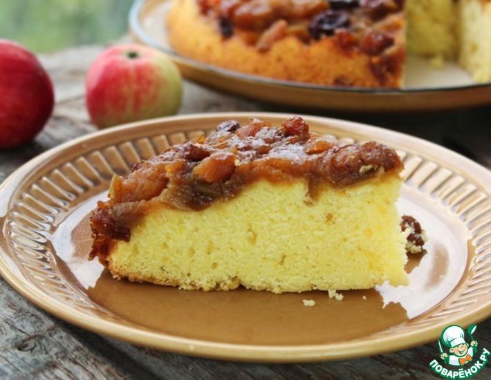 Рецепт: Яблочный пирог от Гордона Рамзи