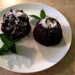 Шоколадный кекс за 3 минуты