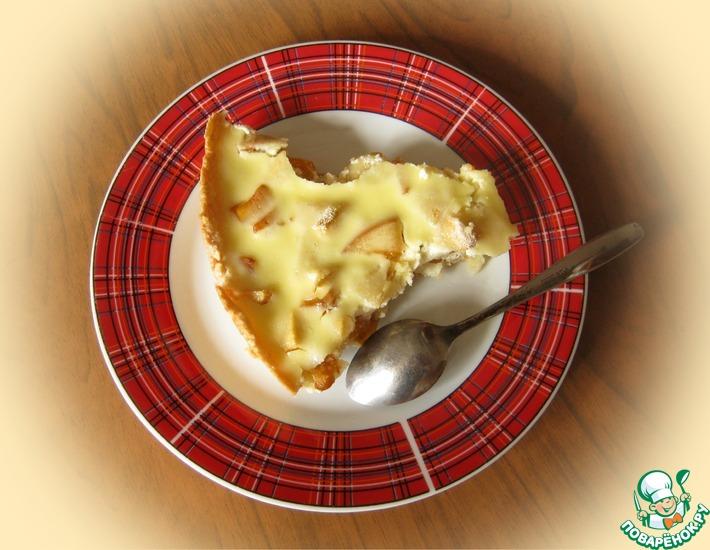 Рецепт: Фруктовый тарт