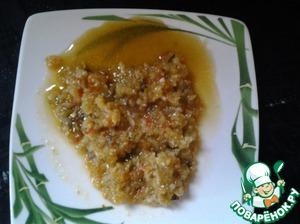 Рецепт Икра из зеленых помидоров и сладкого перца