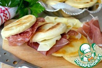 Рецепт: Пышки по-итальянски Тиджелле